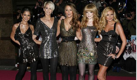 Girls Aloud grubu...